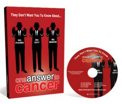 image: One Answer to Cancer DVD